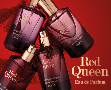 Red Queen Eau de Parfum - PUPA Milano