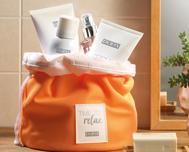 Kit Home Spa - PUPA Milano