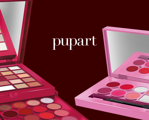 Palette Pupart - PUPA Milano