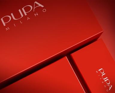 Pupa Red Box confezione regalo - PUPA Milano