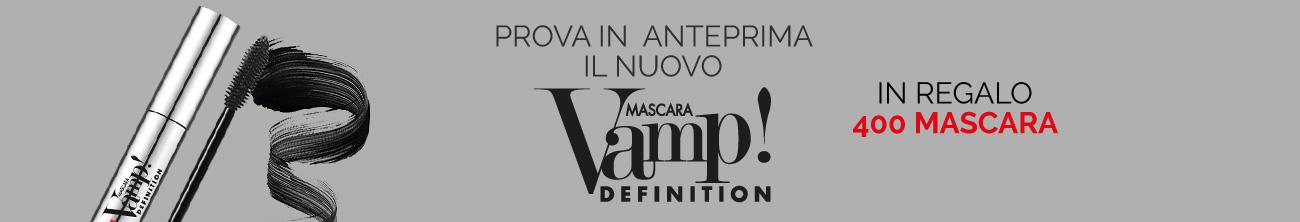 Prova Prodotto Vamp Definition