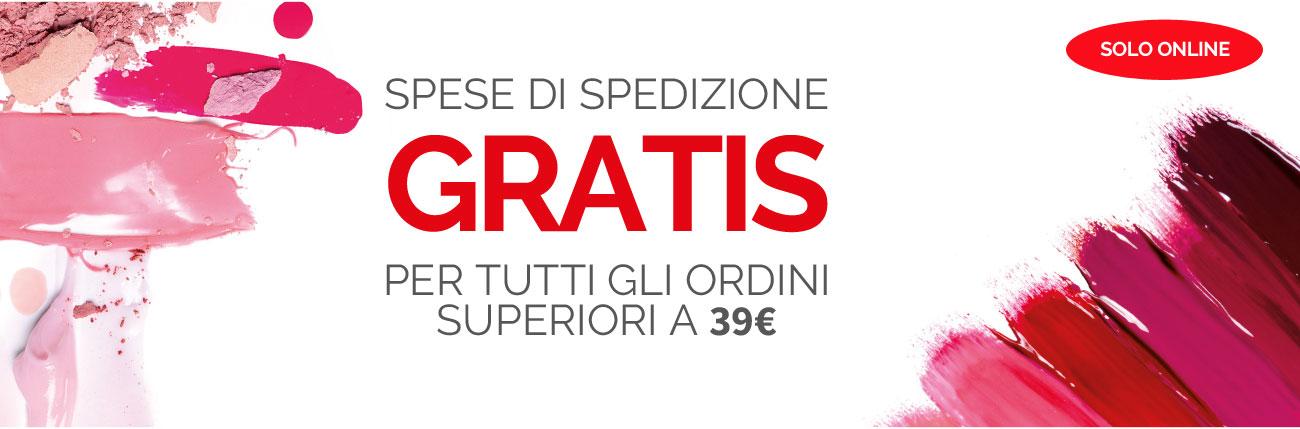ba864a77f6d06a Spedizione gratuita per gli ordini superiori a 39 € - PUPA Milano