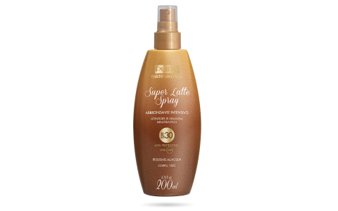 Super Latte Spray Abbronzante intensivo SPF 30