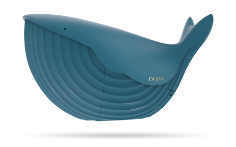 Pupa Whale 3 - 002