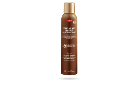 Spray Solare Invisibile Multifunzione SPF 6 (200 ml) - 001