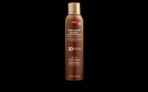 Spray Solare Invisibile Multifunzione SPF 30 (200 ml) - 001