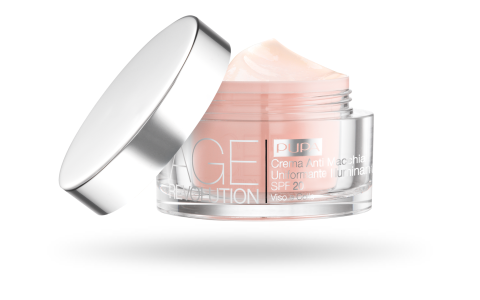 Age Revolution Crema Anti Macchia Uniformante Illuminante SPF 20