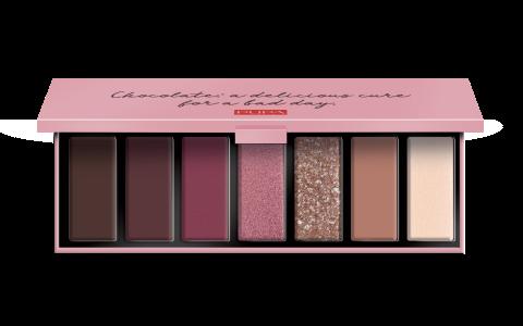 Zero Calorie Chocolate Eyeshadow Palette - 002