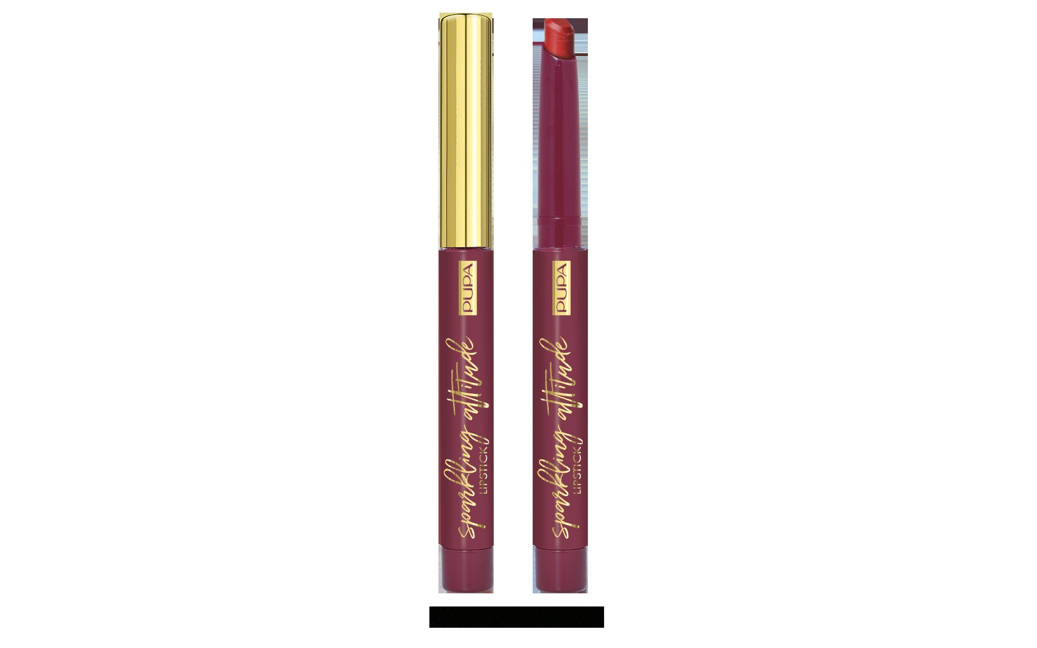 Sparkling Attitude Lipstick - PUPA Milano