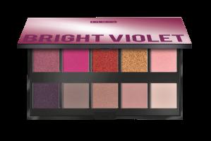 Make Up Stories Palette Bright Violet - 003
