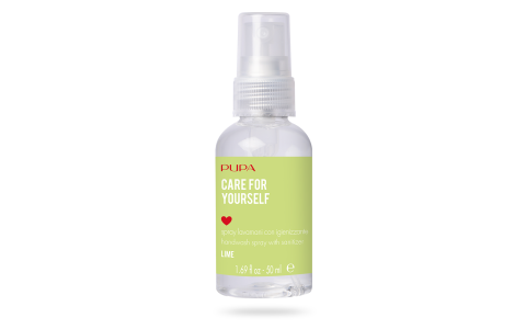 Pupa Care For Yourself Spray Lavamani con Igienizzante 50 ml - PUPA Milano