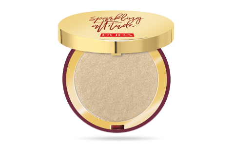 Sparkling Attitude Compact Highlighter
