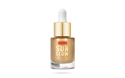 Sun Glow Liquid Highlighter - 002