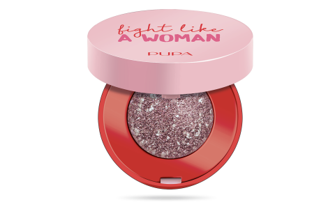 Fight Like a Woman Dual Chrome Eyeshadow