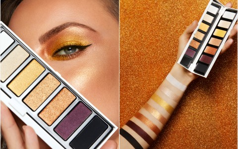 Gold Me! Palette - PUPA Milano