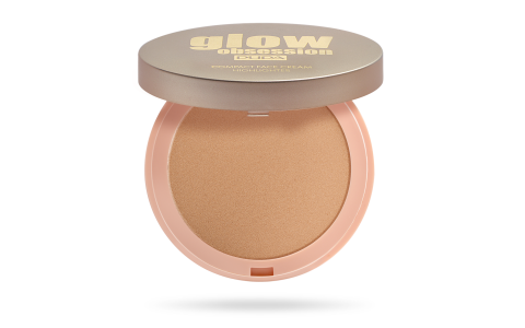 Glow Obsession Compact Face Cream Highlighter - 002