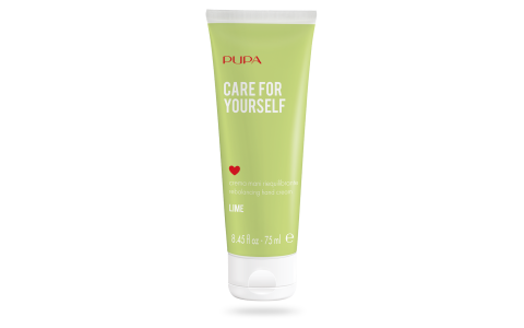 Pupa Care For Yourself Crema Mani Riequilibrante 75 ml - PUPA Milano