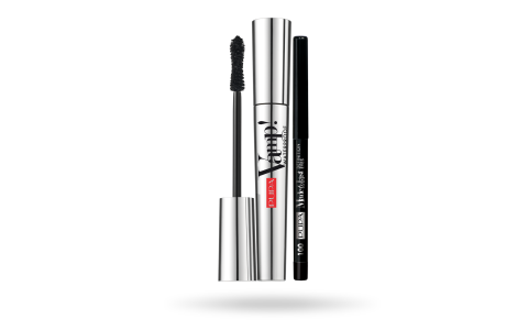 Kit Vamp! Mascara Waterproof & Made To Last Definition Eyes - PUPA Milano