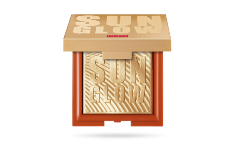 Sun Glow Compact Highlighter - 002
