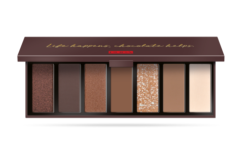 Zero Calorie Chocolate Eyeshadow Palette