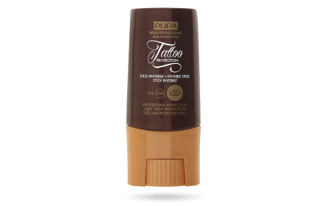 Tattoo Protection Stick Invisibile SPF 50+ - PUPA Milano