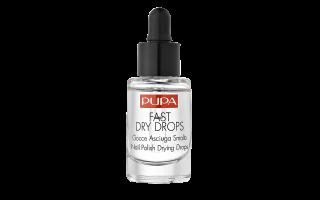 Fast Dry Drops - 001