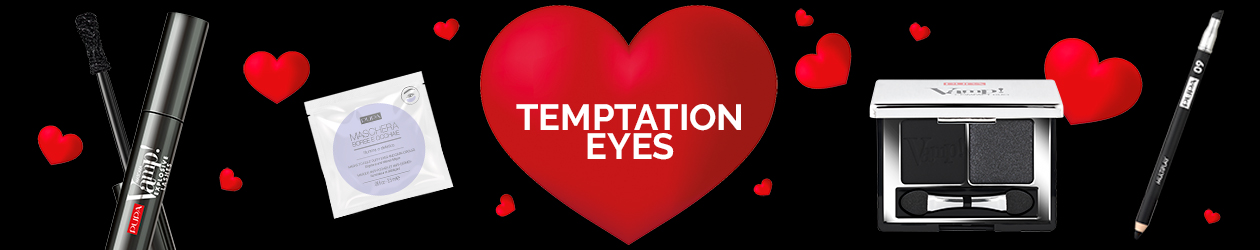 Temptation Eyes - San Valentino