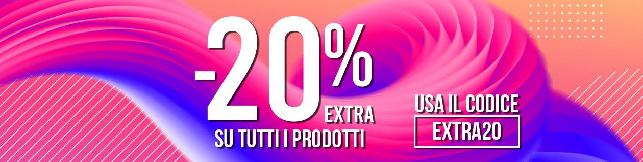 Extra 20 - PUPA Milano