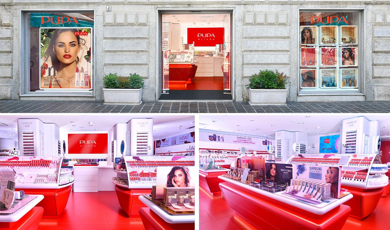 Pupa Flagship Store Monza - PUPA Milano
