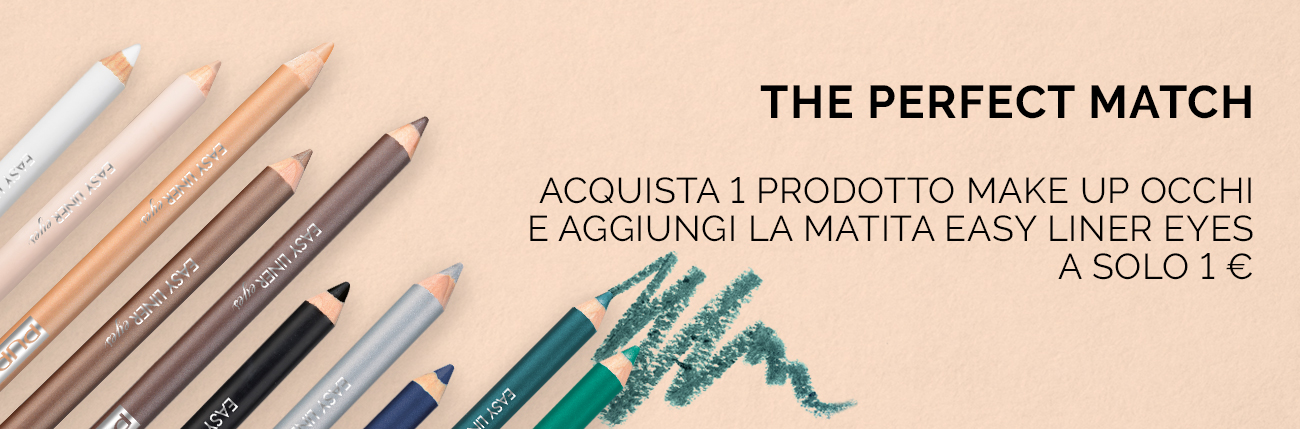 The perfect match - PUPA Milano