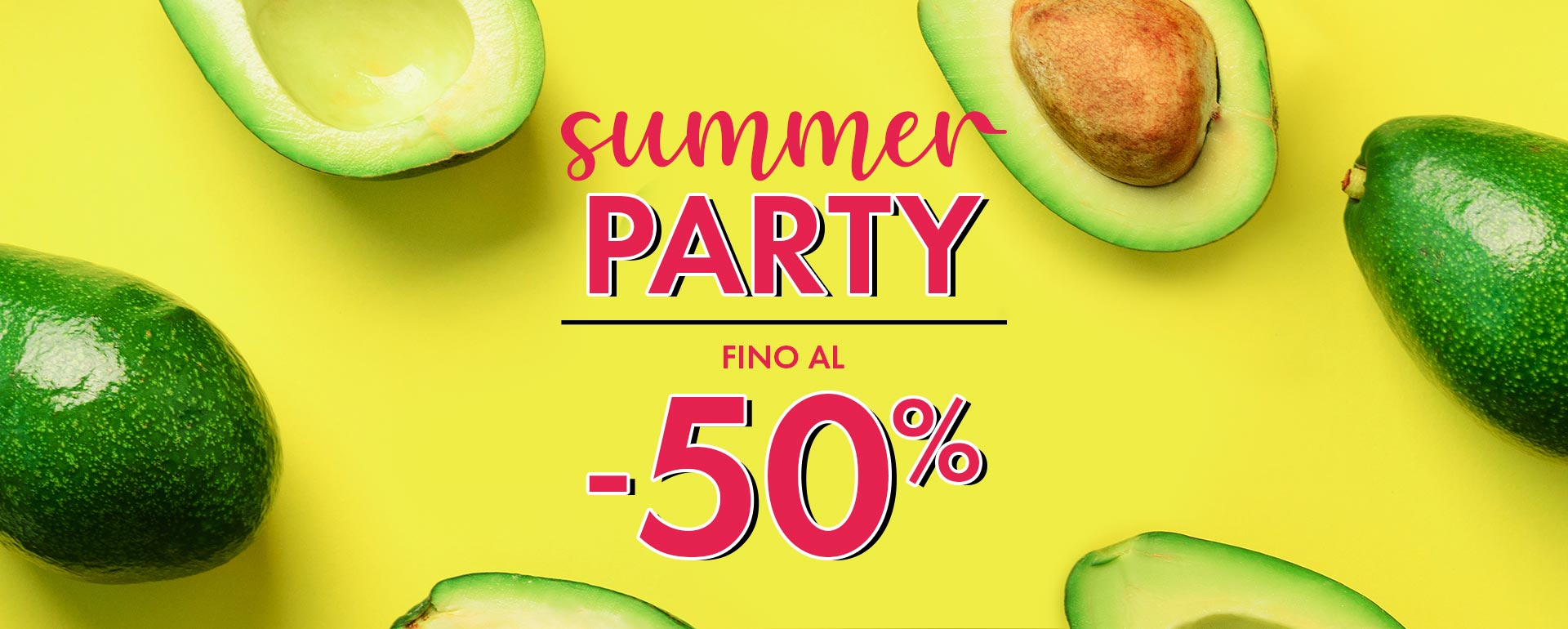 Promo summer party - PUPA Milano