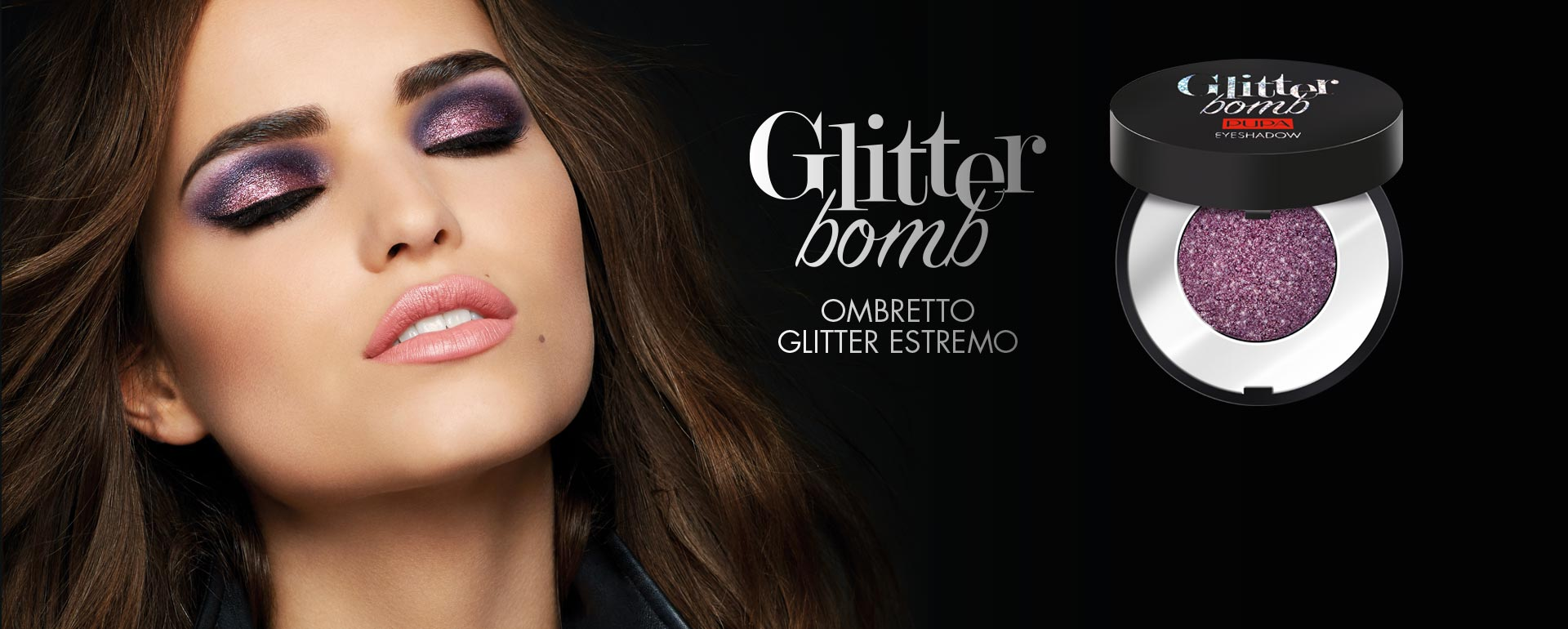 Glitter Bomb Eyeshadow - PUPA Milano