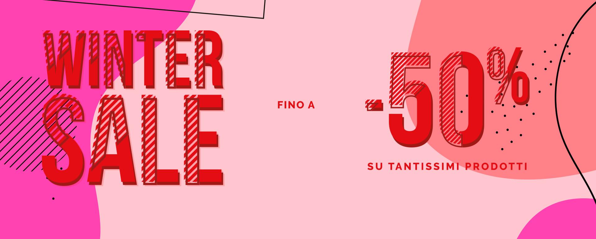 Winter Sale- PUPA Milano