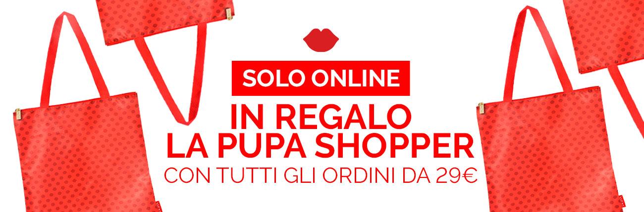 Promo PUPA Shopper