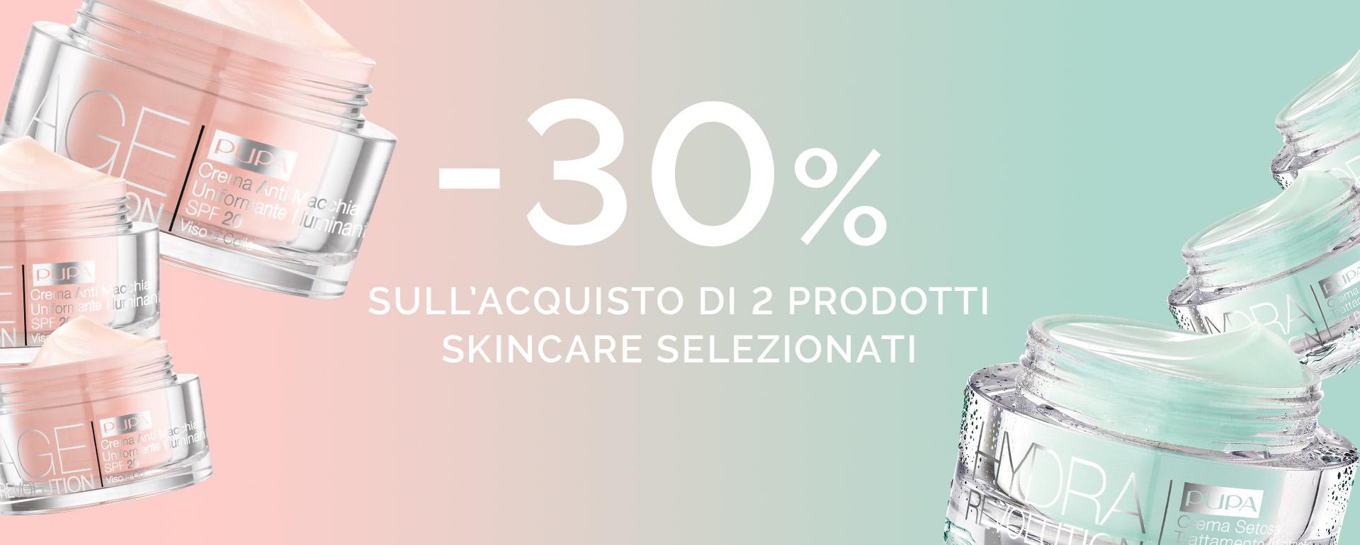 Skincare- PUPA Milano
