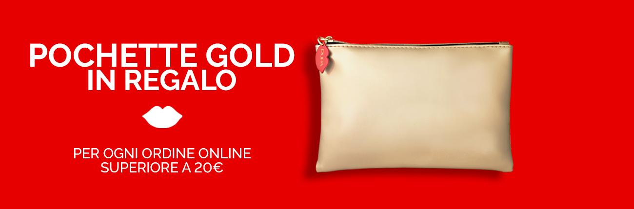 Promo Pochette Gold