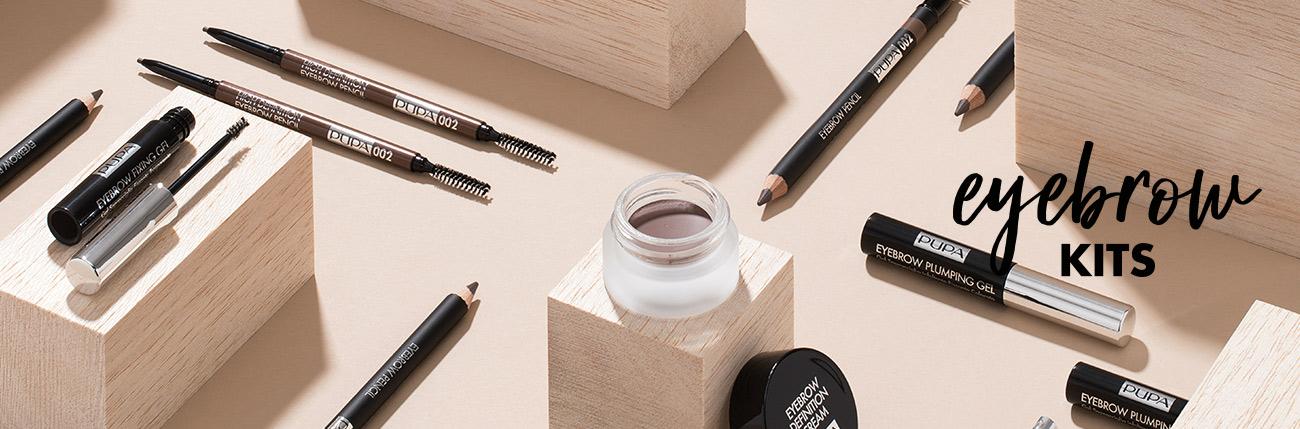 Eyebrow Kit - PUPA Milano