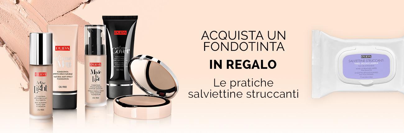 fondotinta - PUPA Milano