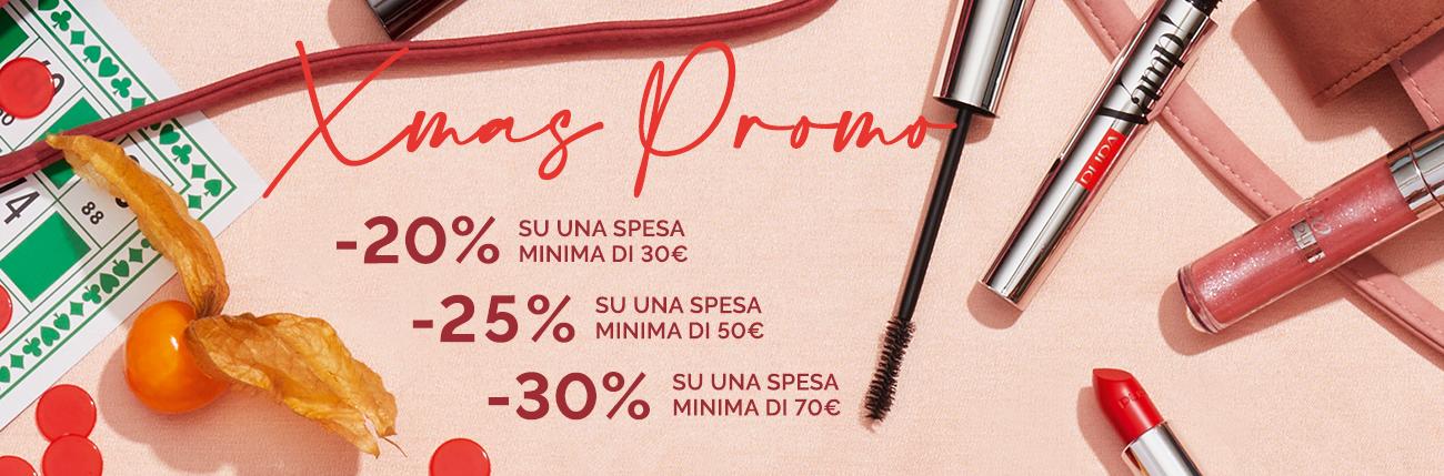 xmas promo - PUPA Milano