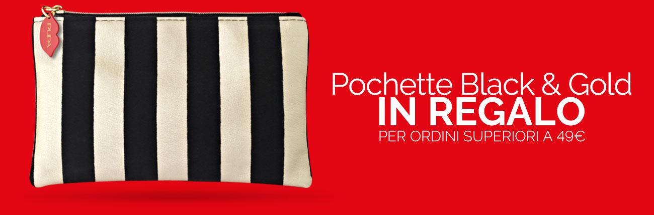 Promo Pochette Black&Gold