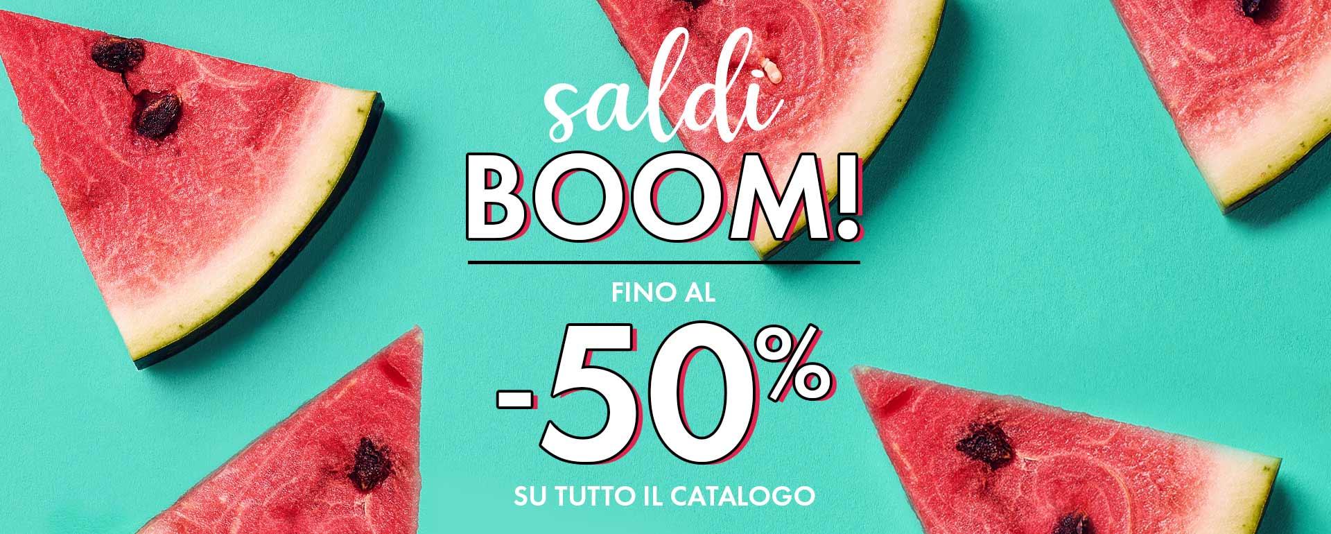 Promo Summer Boom - PUPA Milano