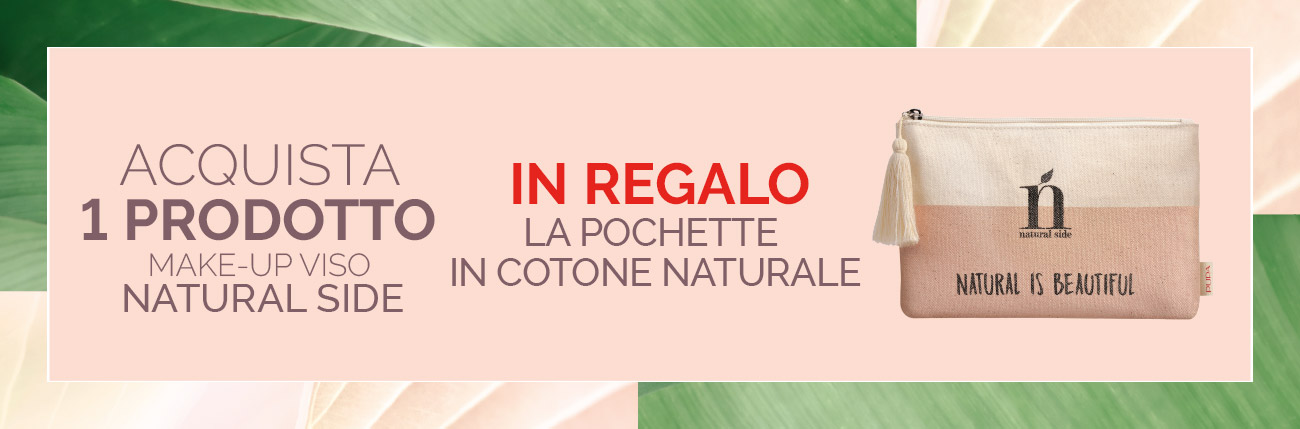 Promo Pochette Natural Side