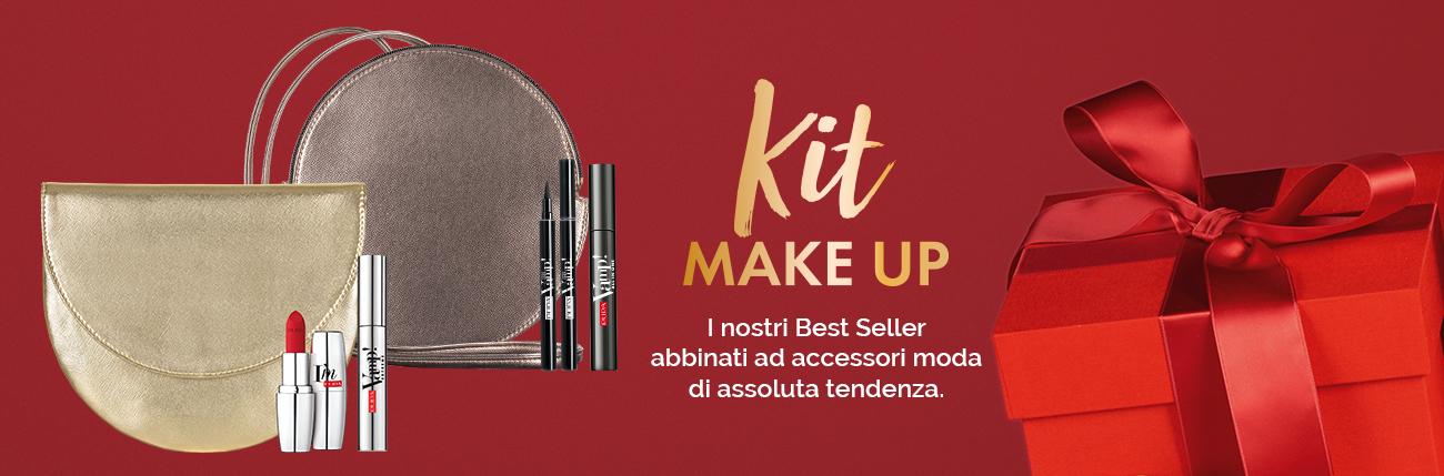Kit Make Up - PUPA Milano