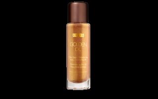 Golden Oil - 001