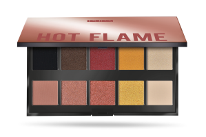 Make Up Stories Palette Hot Flame - 002