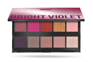 Make Up Stories Palette Bright Violet - 003