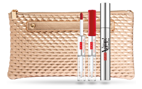 Vamp! Definition Mascara + Made to Last Lip Duo