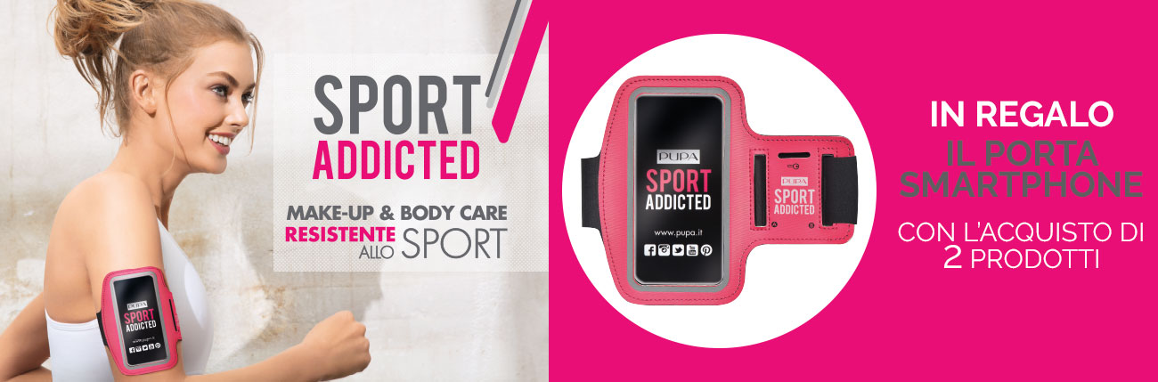Promo Sport Addicted